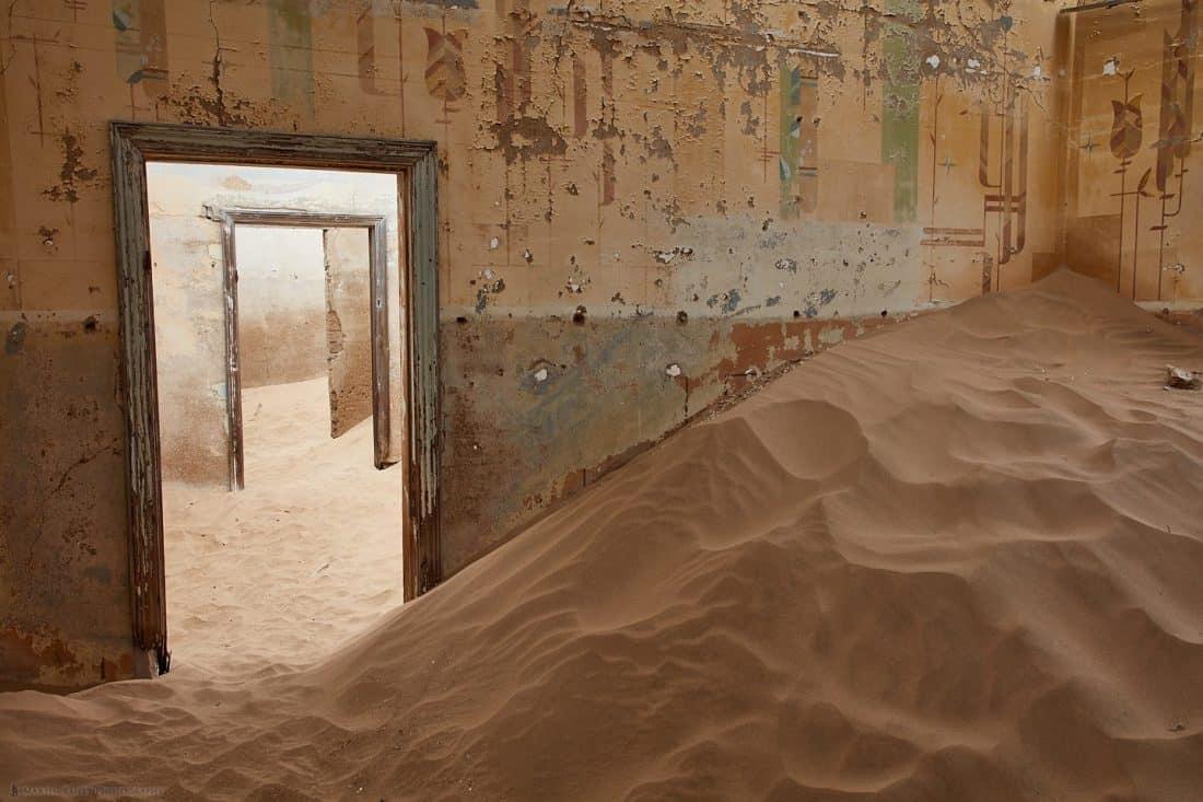 Sand Piled High