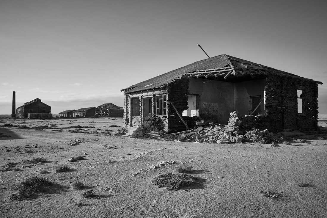 Elizabeth Bay Abandoned Mine