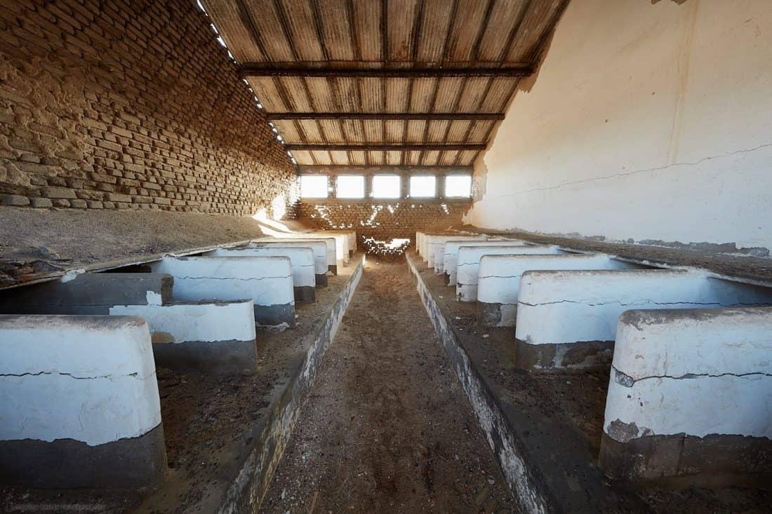 Elizabeth Bay Labourers' Quarters