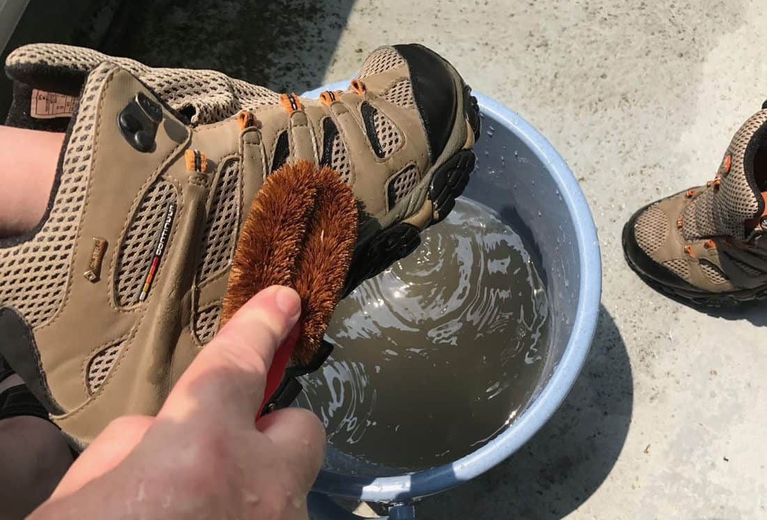 The Boot Cleaning Ceremony