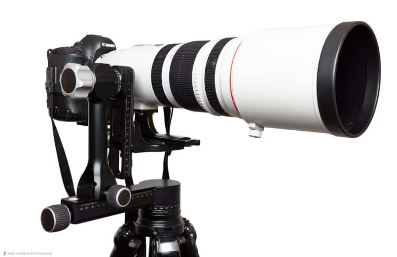 Canon 200-400mm 1.4X Ext with RRS PG-02 Pano-Gimbal