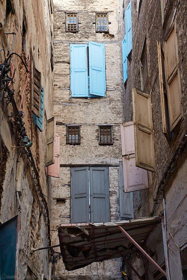 Moroccan Backstreet