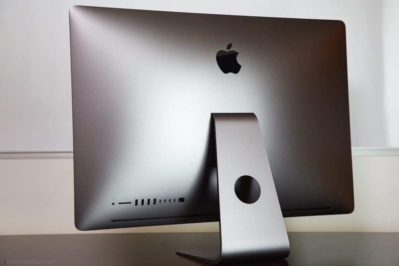 iMac Pro Back View