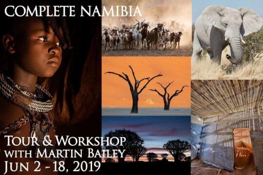 Complete Namibia Tour 2019