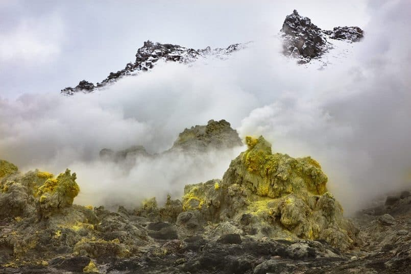Apocalyptic Mountain