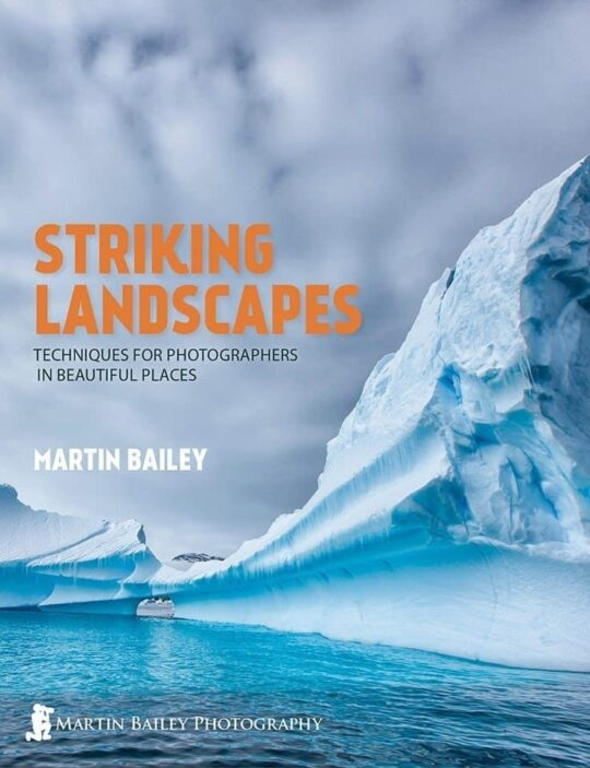 Striking Landscapes Cover