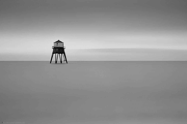 Dovercourt Low Lighthouse at Dusk