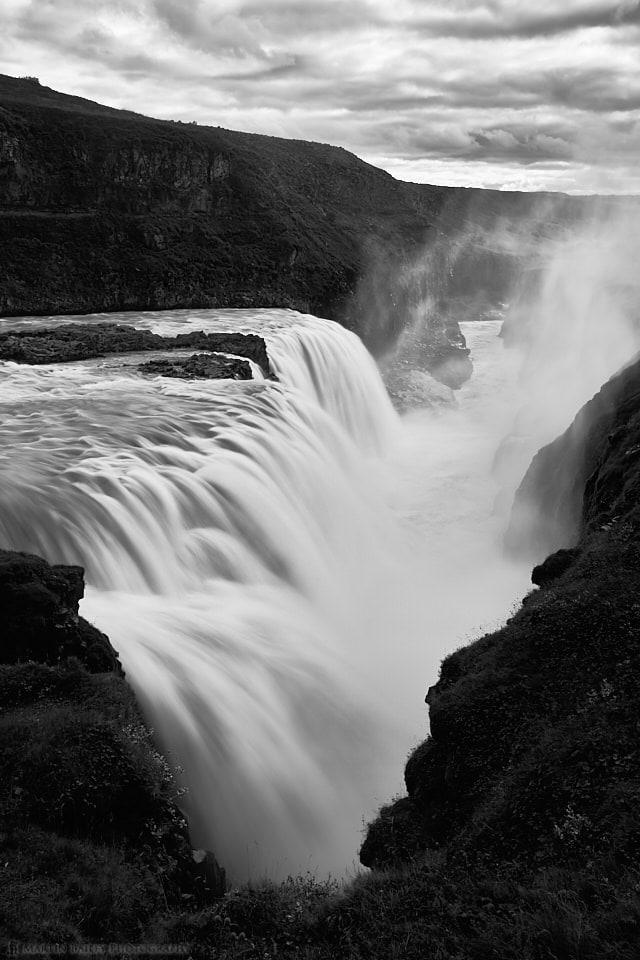 Gullfoss Falls and Gorge