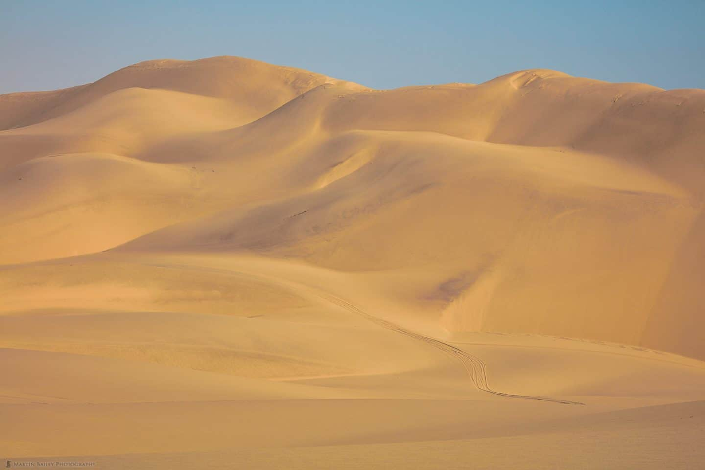 The Dunes Near Sandwich Harbour