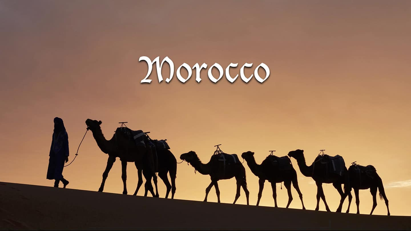 Morocco Video Screenshot