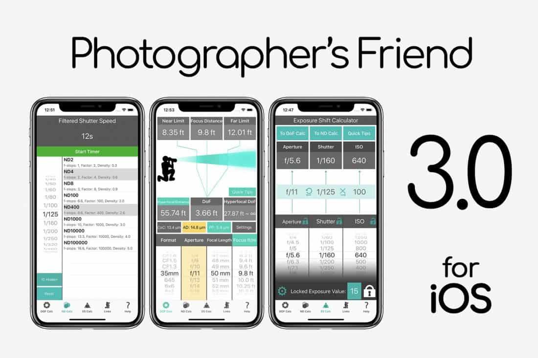 Photographer's Friend 3.0