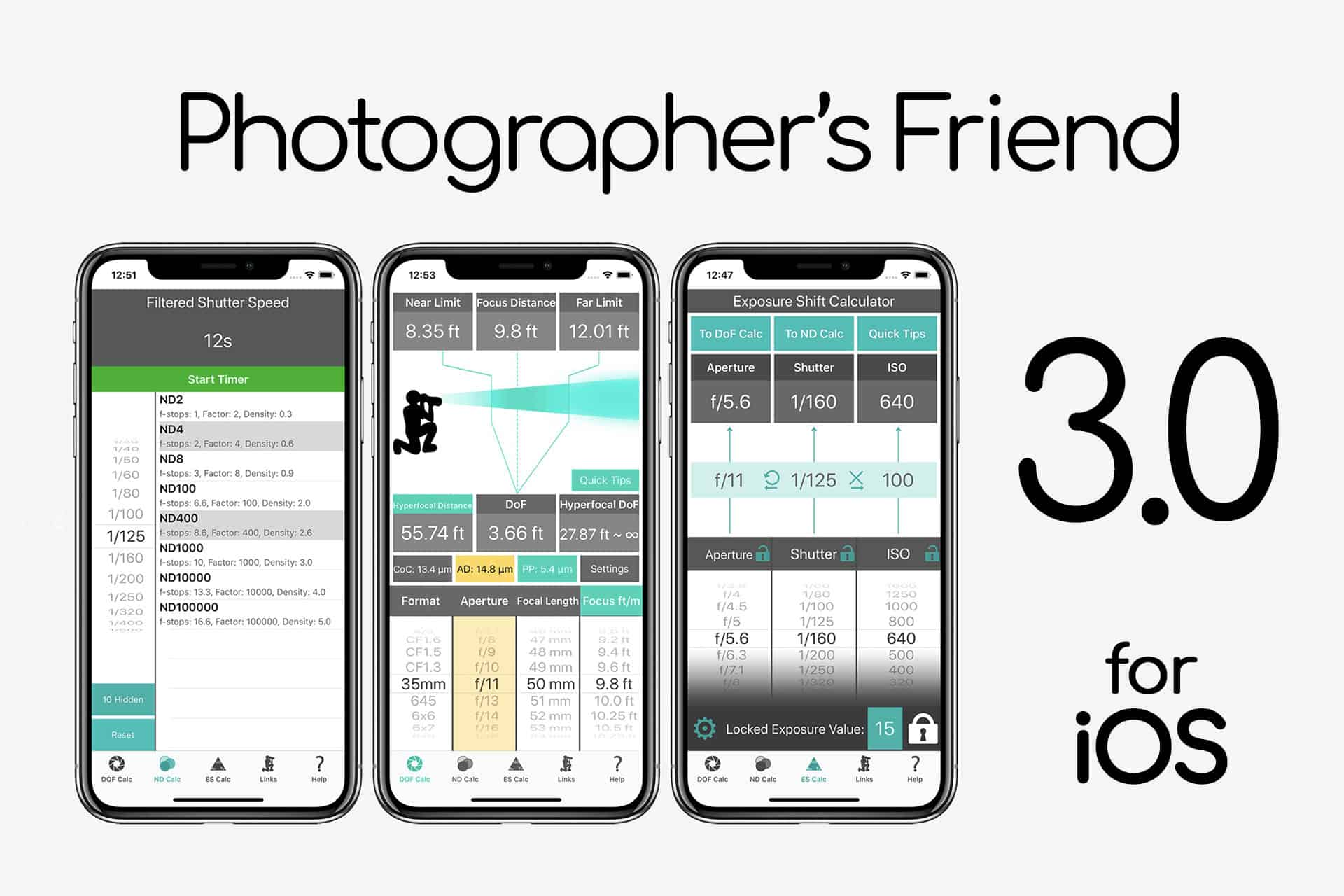 Photographer's Friend 3.0
