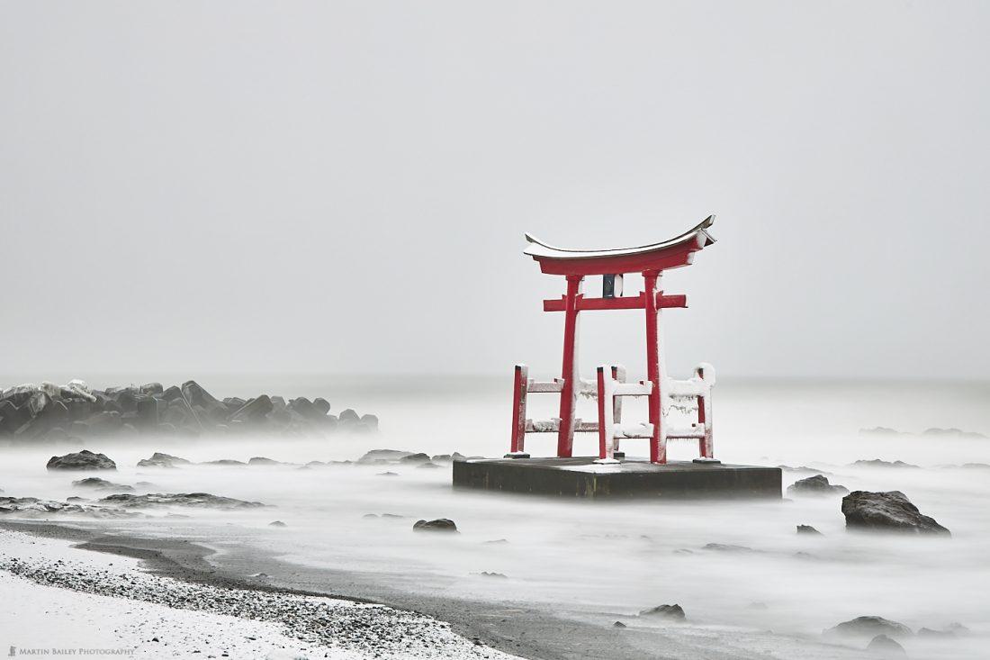 Frozen Torii Gate