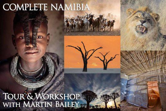 Complete Namibia Tour & Workshop 2020