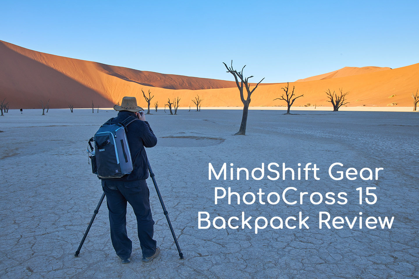 MindShift Gear PhotoCross 15 Backpack Review