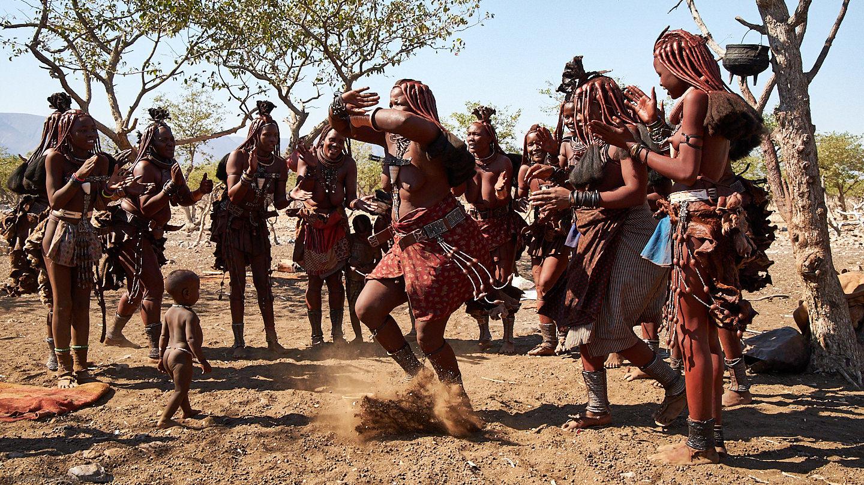 The Himba Dance
