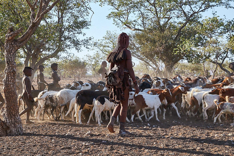 The Himba Way of Life