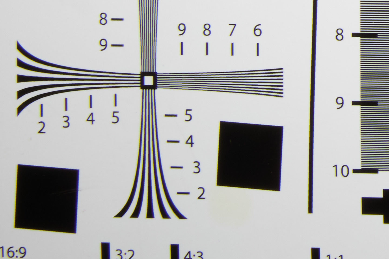 RF24-105mm @ 24mm f/22 Corner