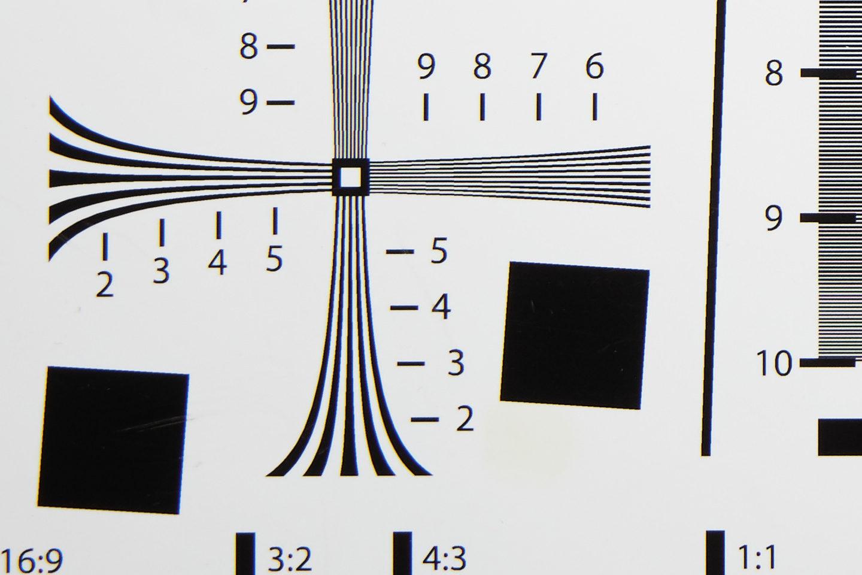 RF24-105mm @ 50mm f/8 Corner