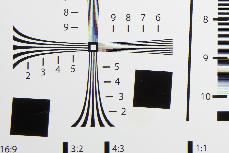 RF24-105mm @ 50mm f/16 Corner
