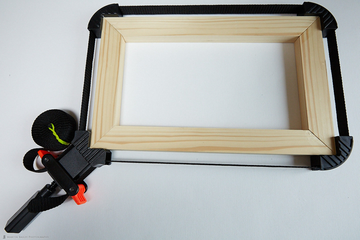 Clamping Frame to Glue