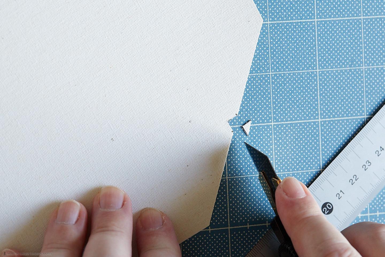 Cutting Notch Out of Corner