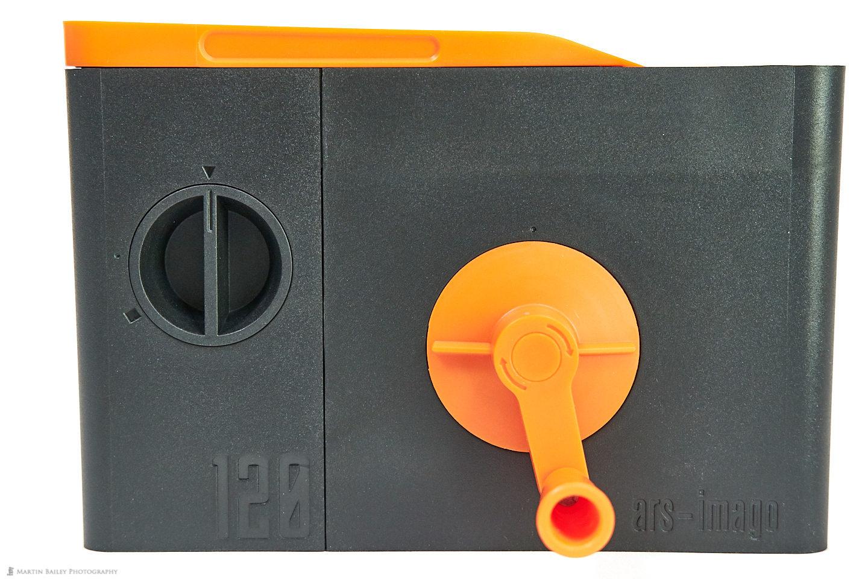 LAB-BOX Closing 120 Knob