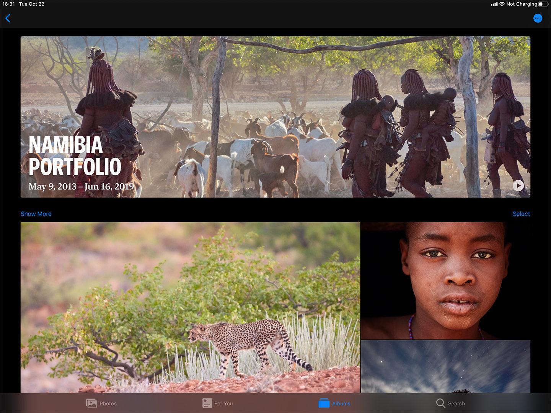 Namibia Portfolio