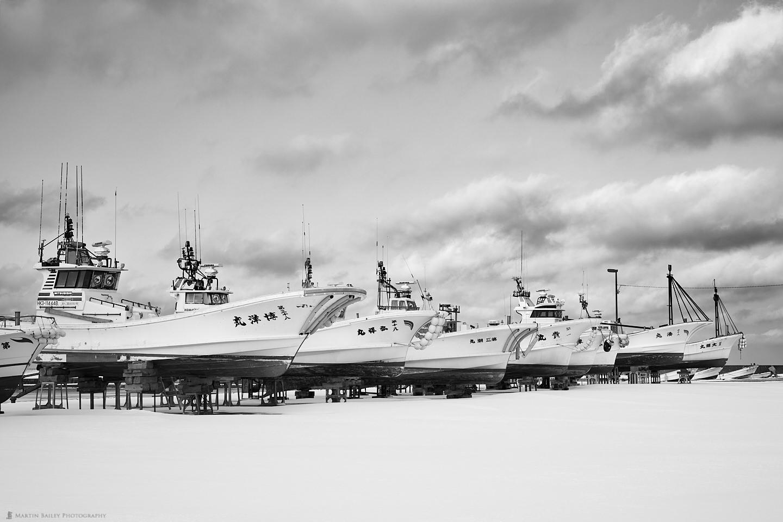 Souya Harbor Boats 2020