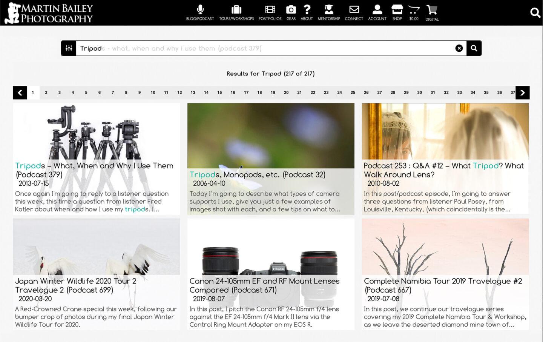 MBP Search via Ajax Search Pro