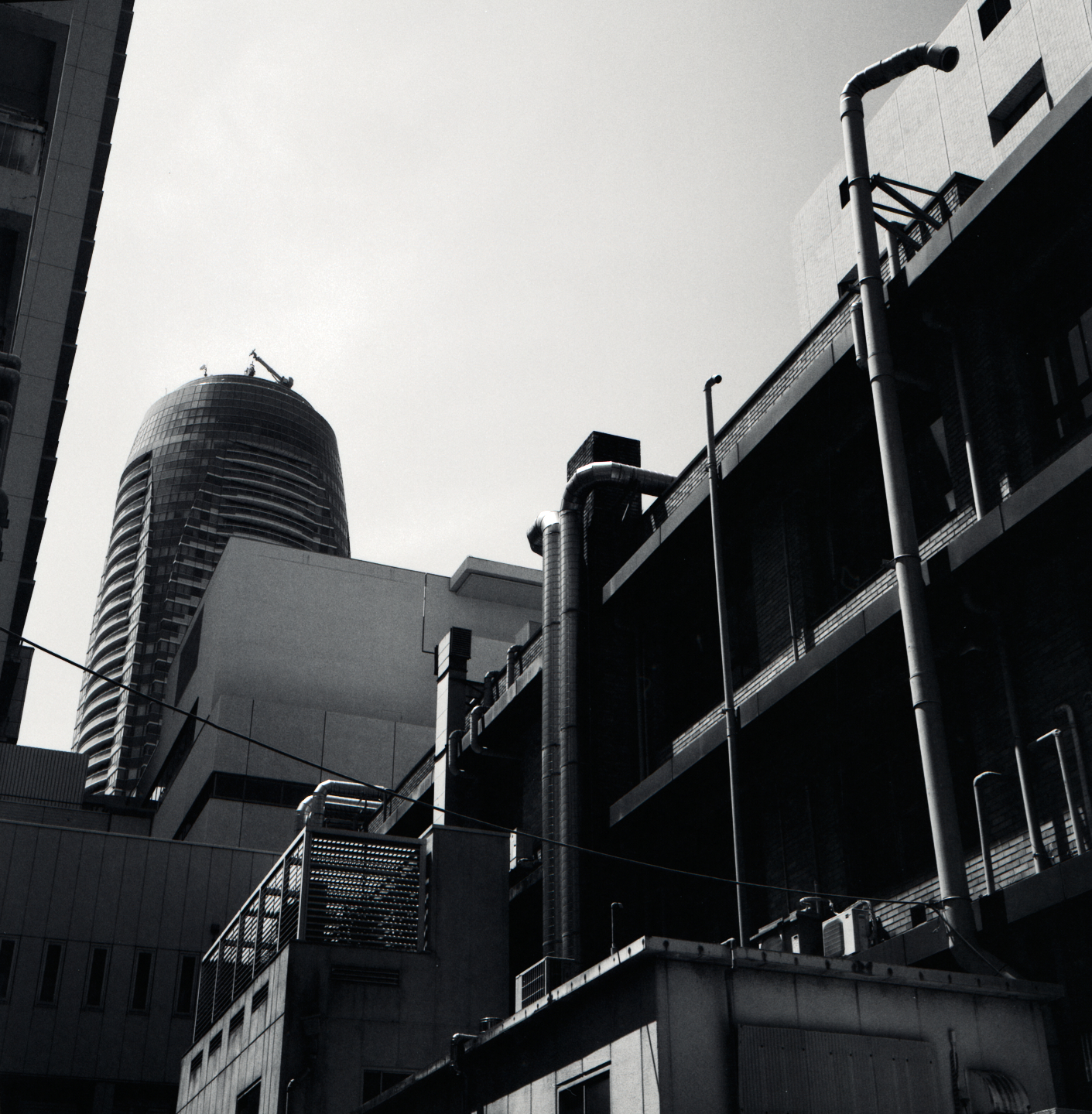 Gritty Tokyo