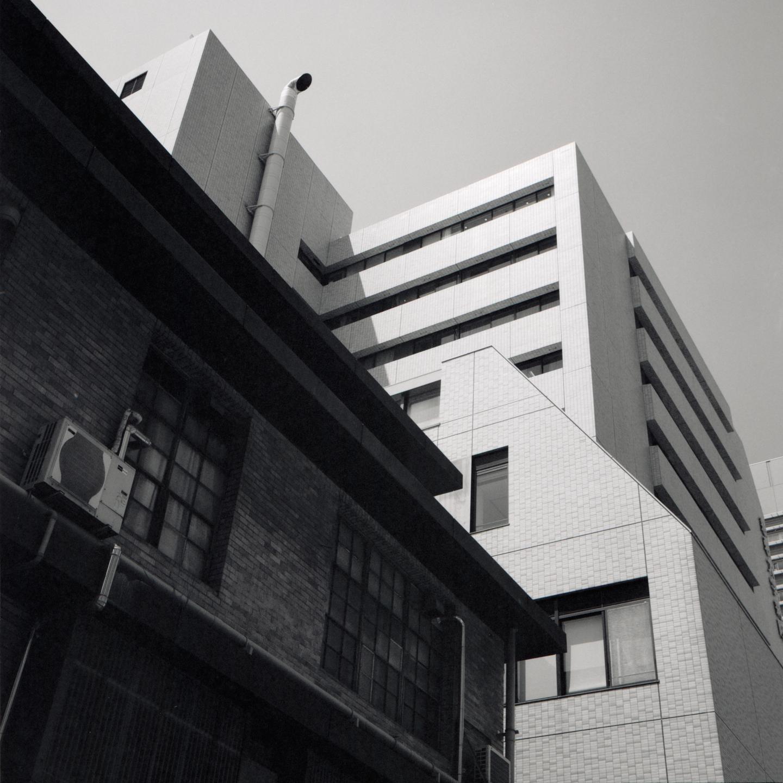 Tokyo Contrast Juxtaposition