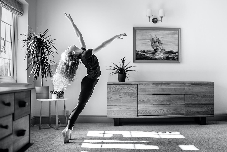 Lockdown Ballet #2 © Gemma Griffiths
