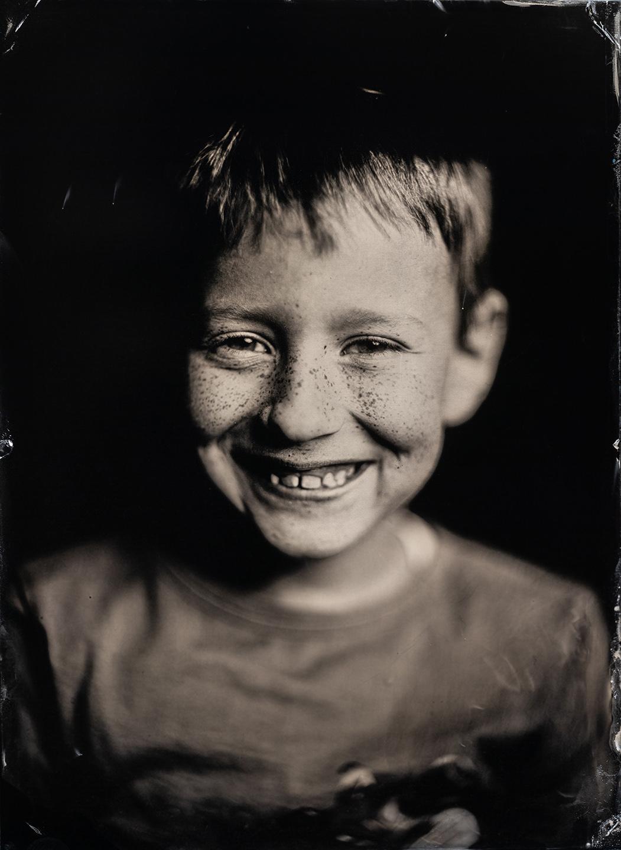 Smiling Paul © Markus Hofstätter