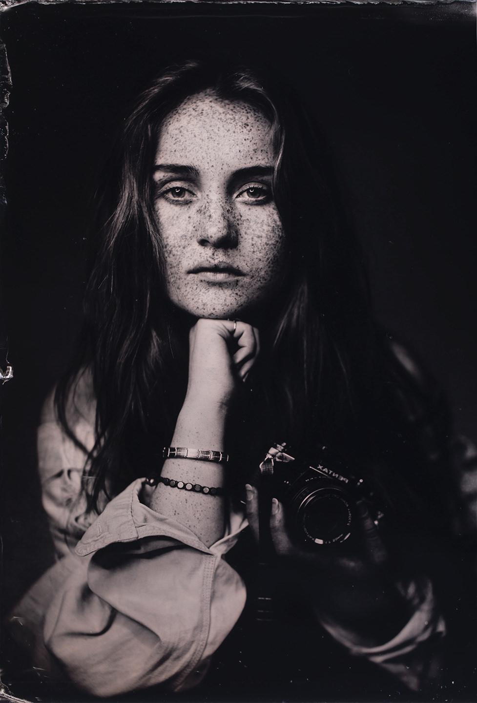 The Photographer © Markus Hofstätter
