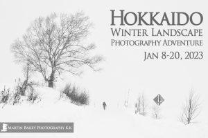 Hokkaido Winter Landscape Photography Adventure 2023