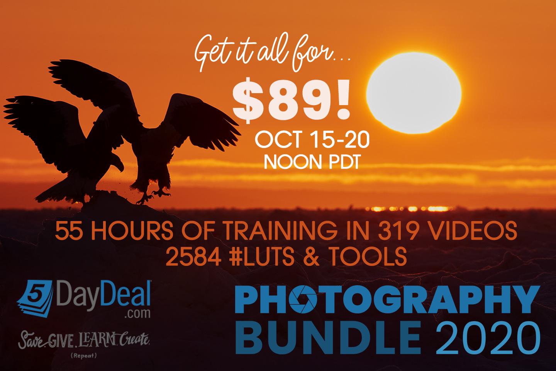 5DayDeal 2020 Photography Bundle