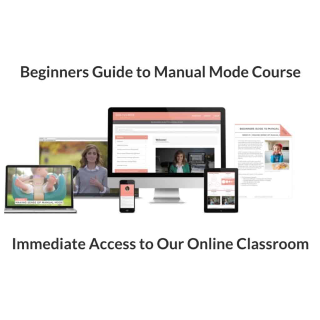 Courtney Slazinik Beginners Guide to Manual Mode Course - 1
