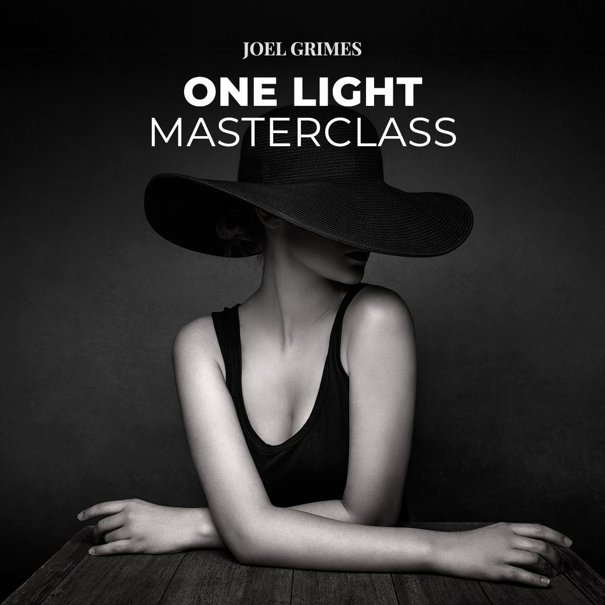 Joel Grimes One Light Masterclass 01