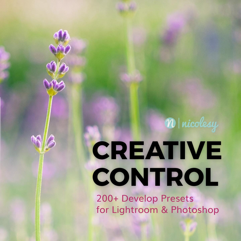 Nicolsey Creative Control & Creative Control II - 1