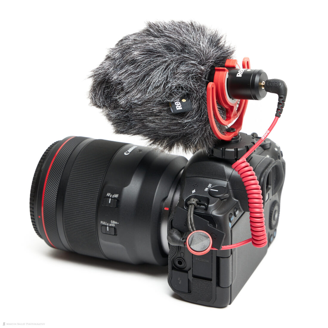 RØDE VideoMicro Mic with Windshield