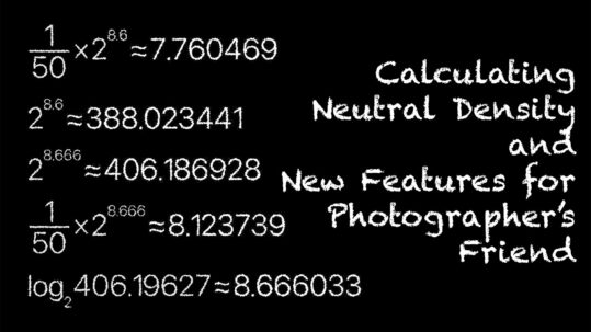 Neutral Density Calculations Featured Image