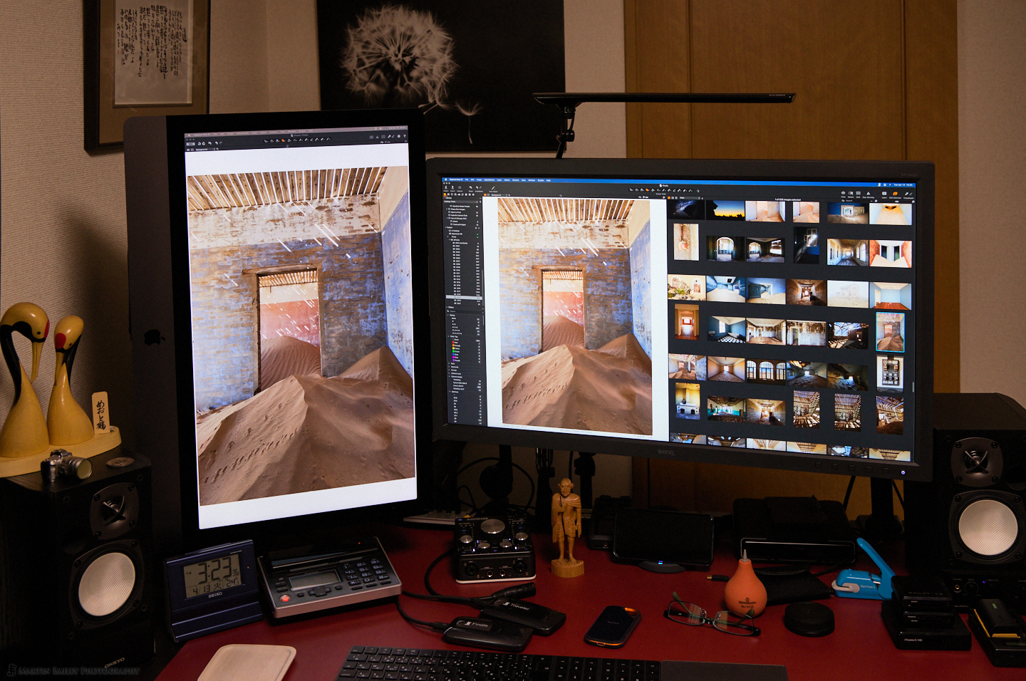 Capture One Pro with Second Portrait Orientation Display