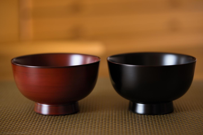 Joubouji Lacquerware Bowls