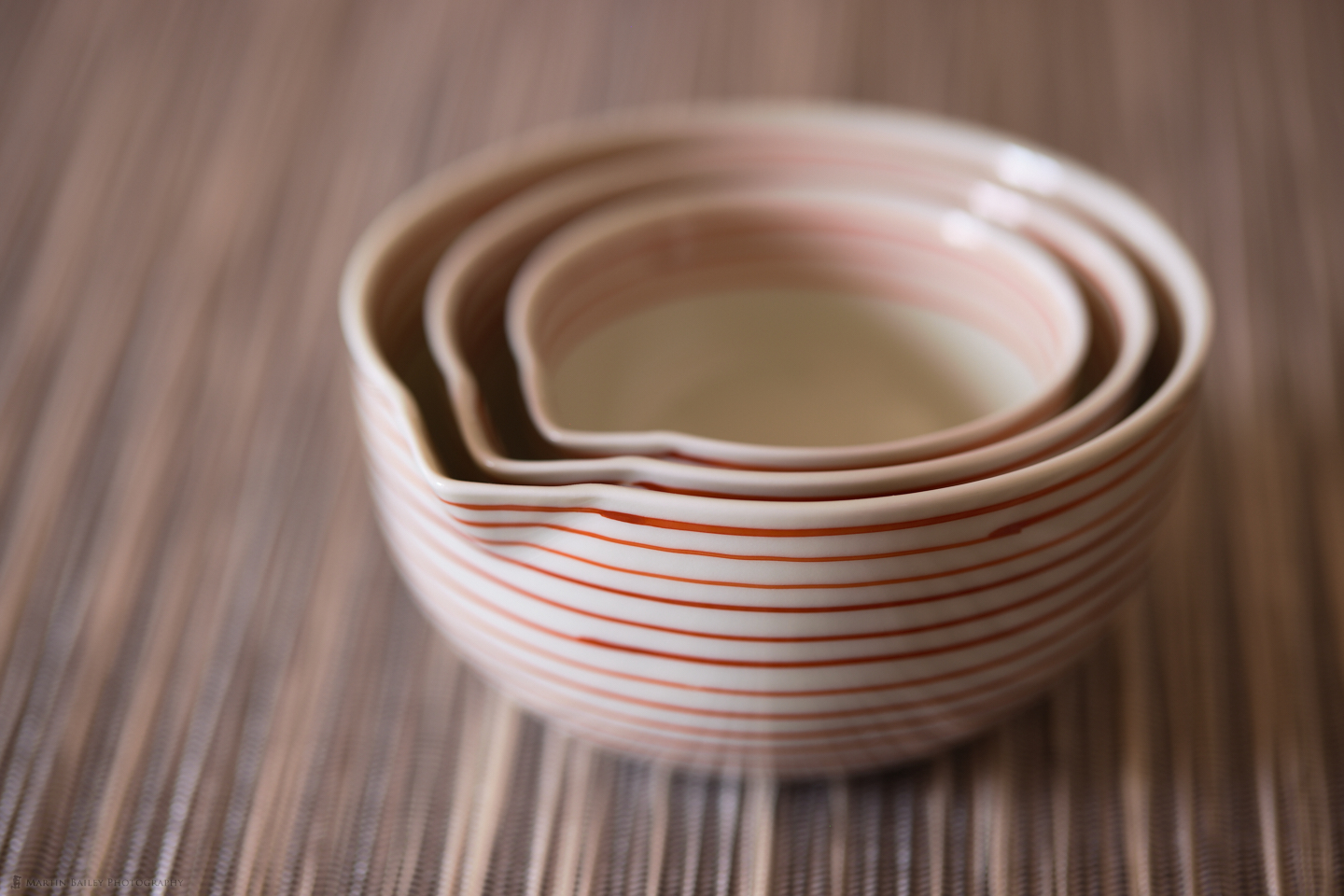 Nested Bowls