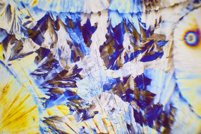 Ainu Dream (Citric Acid Crystals 40X 18 Frames)