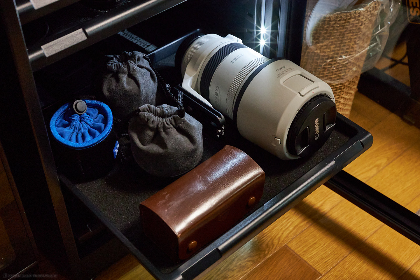 HP-155EX Long Lens with Extenders etc.