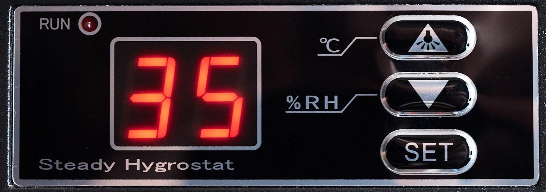 HP-155EX Hygrostat